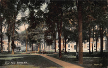 Load image into Gallery viewer, West Park, Rome, New York, postcard, used in 1909