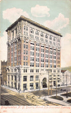 Load image into Gallery viewer, Security Mutual life Insurance Building, Binghamton, New York., early postcard, unused