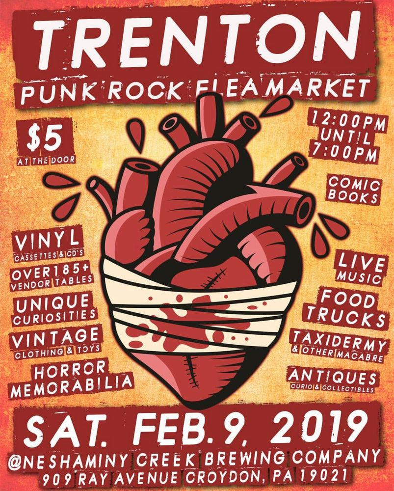 OUR FIRST SHOW OF 2019!