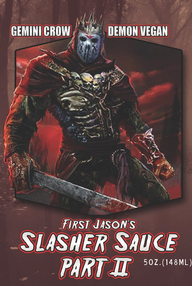 V - FIRST JASON's SLASHER SAUCE : PART II (#2 thru #26 - 24 AVAILABLE)