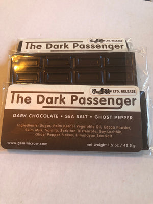 LIM002 - THE DARK PASSENGER (GHOST PEPPER / CHOCOLATE BAR)