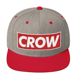 SWA101 - Crow (Embroidered)