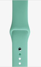 Load image into Gallery viewer, Silicon Iced Coffee sports strap for Apple watch.