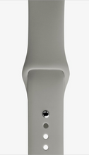Load image into Gallery viewer, Silicon Yellow sports strap for Apple watch
