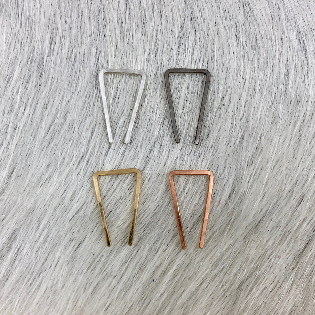 Staple Earring
