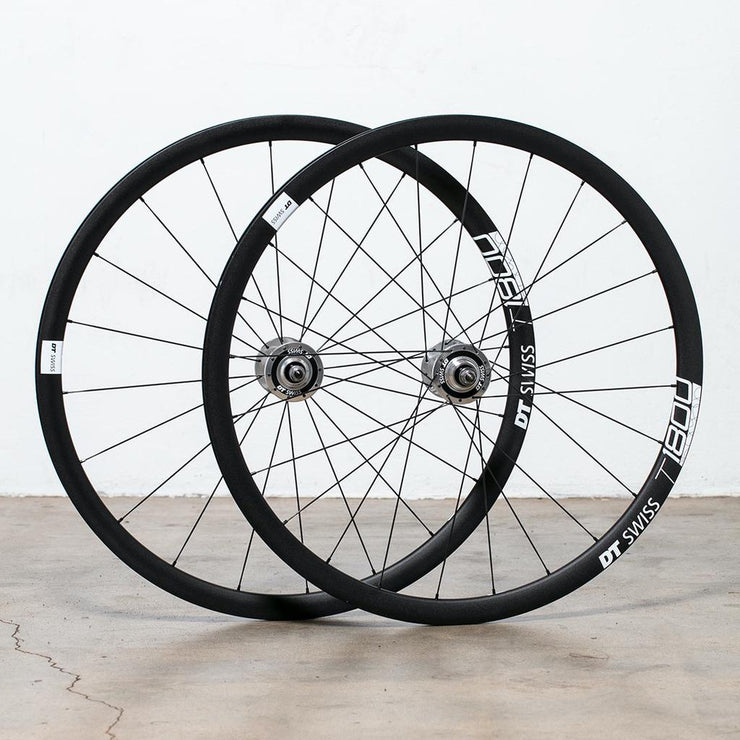 DT Swiss T1800 Classic Track Wheelset