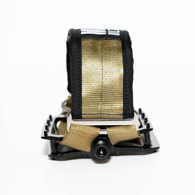 MKULTRA StraitJacket Pedal Straps x SGB - Gold Rush