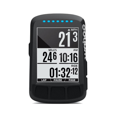 Wahoo ELEMNT BOLT Cycle Computer - Stealth Black