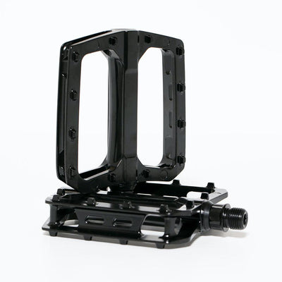 VP Low Profile Alloy Platform Pedal - Black