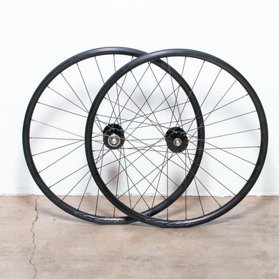 Velocity Quill 28H Track Wheelset - Phil Wood Hubs