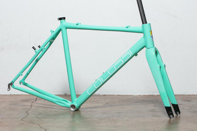 Colossi CX Alloy Frame Kit - Celeste - 55cm