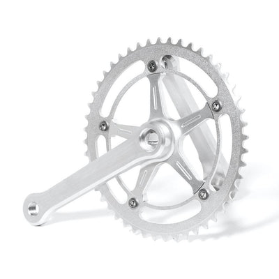 Colossi C-UNIT CNC Pista Cranks - 165mm - 48T