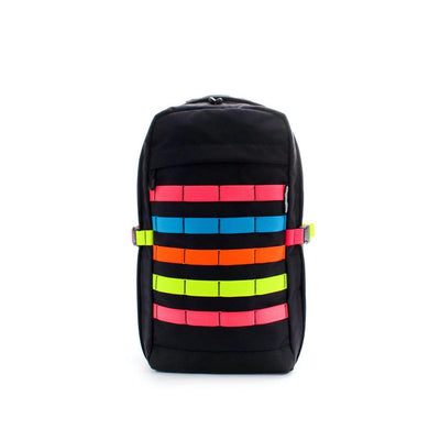 SkinGrowsBack Midpak Backpack - Neon