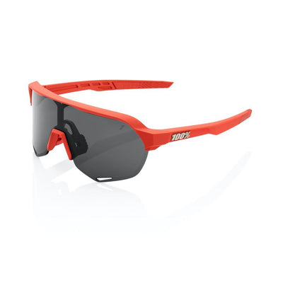 100% S2 - Soft Tact Coral - Smoke Lens