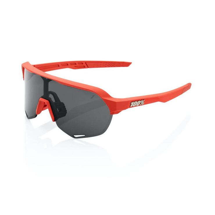 100% S2 Soft Tact Coral - Smoke Lens