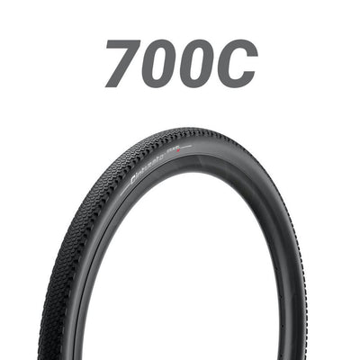 Pirelli Cinturato Gravel Hard Pack - Black - 700C