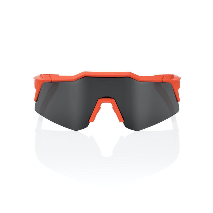 100% Speedcraft XS - Soft Tact Coral - Smoke Lens