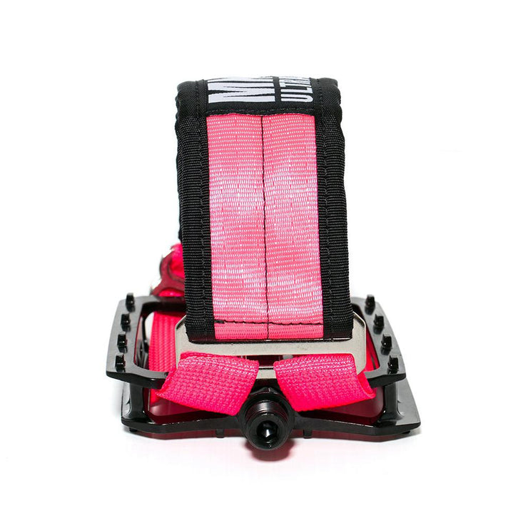 MKULTRA StraitJacket Pedal Straps x SGB - Pink Candy