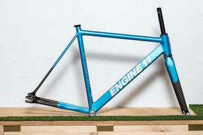 Engine11 Sprinter Track Frame - Sky Blue - Medium