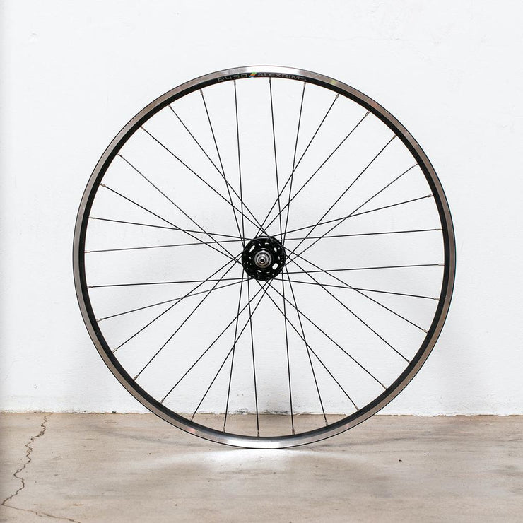 Alex Rims R-450 Track Front Wheel - Black