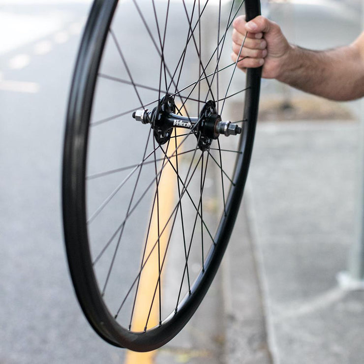 Velocity Quill 32H Track Wheelset - Velocity Hubs