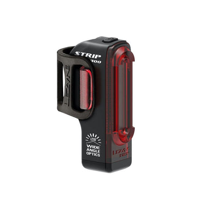 Lezyne Strip Drive 300 Lumen Rear Light - Black