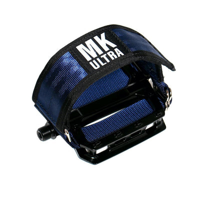 MKULTRA StraitJacket Pedal Straps x SGB - Benny Blue
