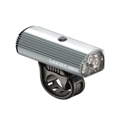 Lezyne Super Drive 1500XXL Front Light - Grey