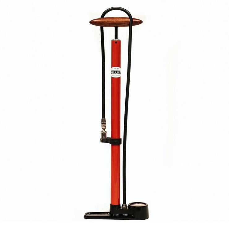 Silca Pista Floor Pump - 220PSI