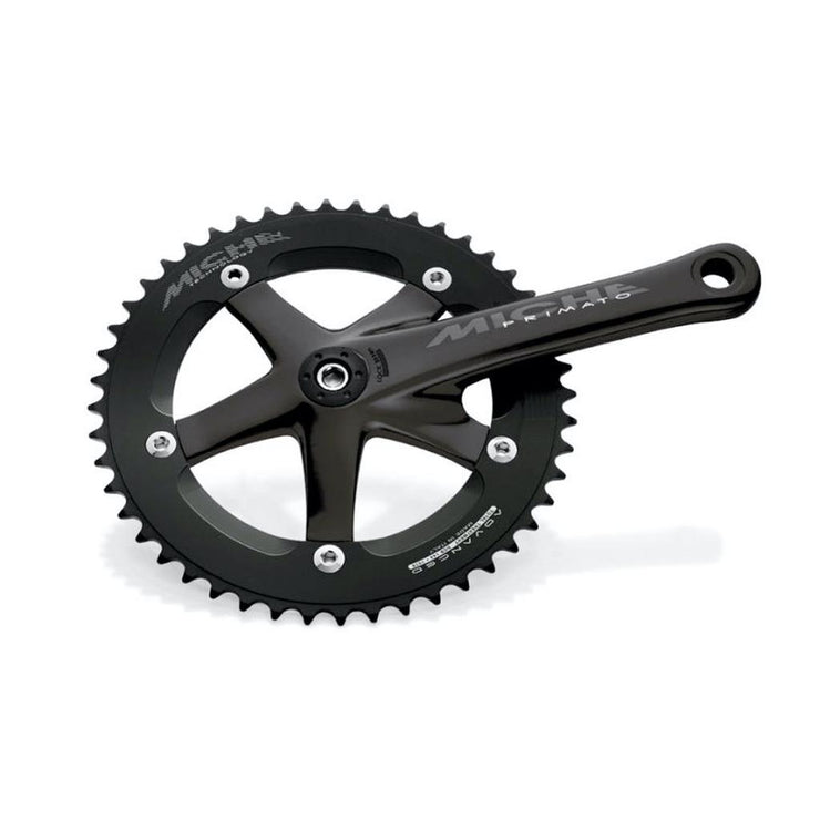 Miche Primato Advance Track Crankset (inc BB) - 165mm - 48T