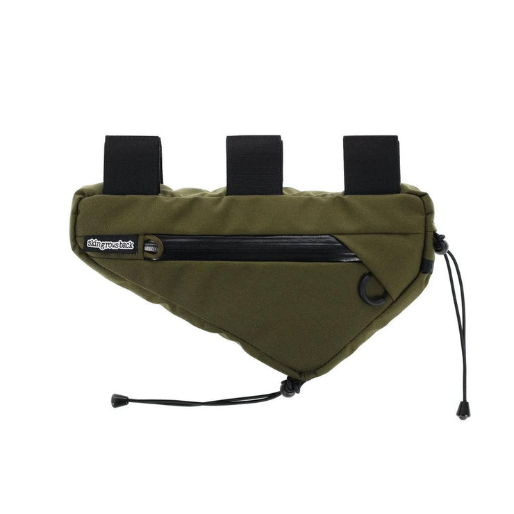 SkinGrowsBack Wedge Frame Bag