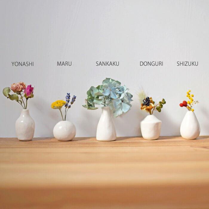 Dried flower base SANKAKU W H