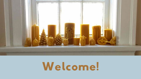 the heritage candle co waterloo ontario beeswax candle blog