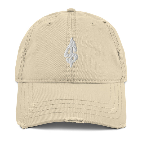Sikist Distressed Dad Hat