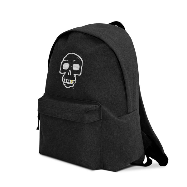 Sikist Embroidered Backpack