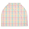Splendid Spring - Plaid - Car Seat Covers
