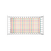 Splendid Spring - Plaid - Crib Sheets