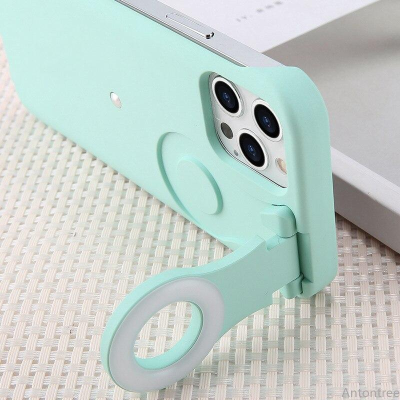 Ring Light Case iPhone 12