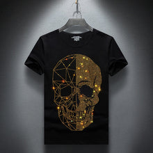 Load image into Gallery viewer, Skulls Men T-Shirt