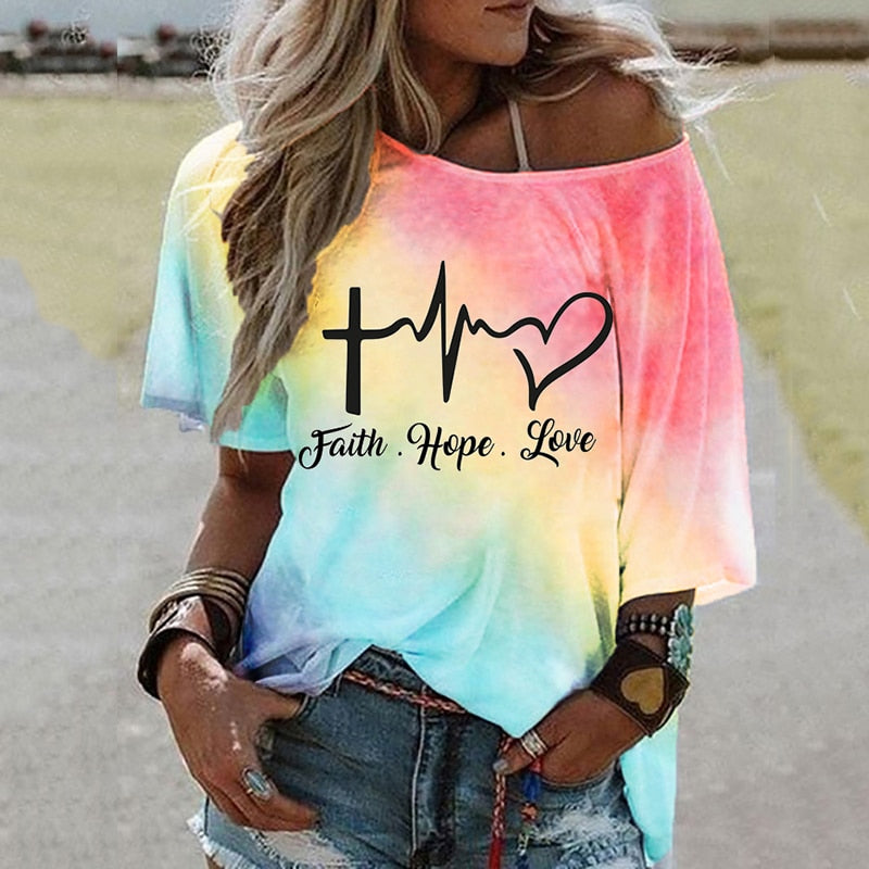 2021 Plus Size 5XL Oversized Tee Shirt Women Half Sleeve Harajuku Graphic Streetwear T-shirt Female Summer Y2k Clothes Tshirts