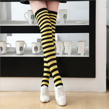 Load image into Gallery viewer, Over-Knee Socks Japanese style