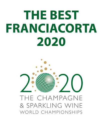Best Franciacorta 2020 - The Champagne & Sparkling Wine Championship