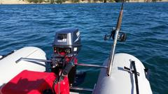 Pair of Fishing Rod Holders