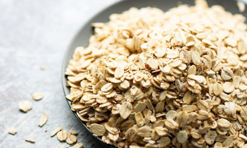 Oats flakes for babies