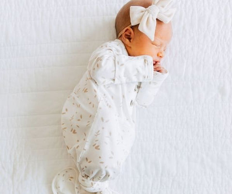 Simple Baby Swaddle Blanket