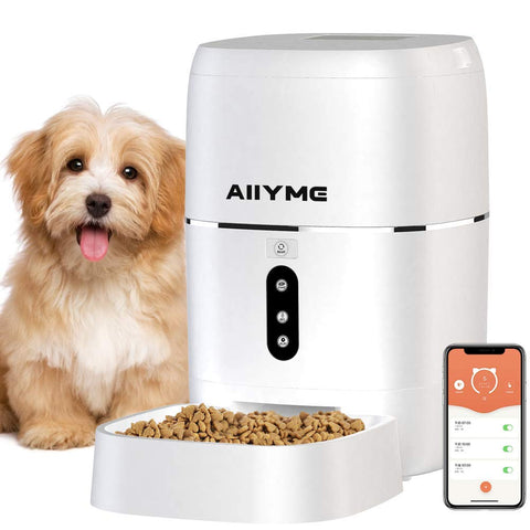 Buy the 6l Smart Automatic Pet Feeder - Buzztech