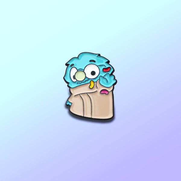 Baby Professor Pin - Limited Edition