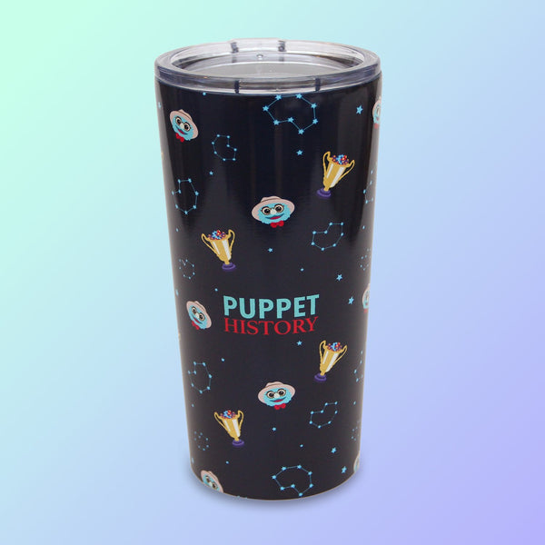 Puppet History Constellations Tumbler