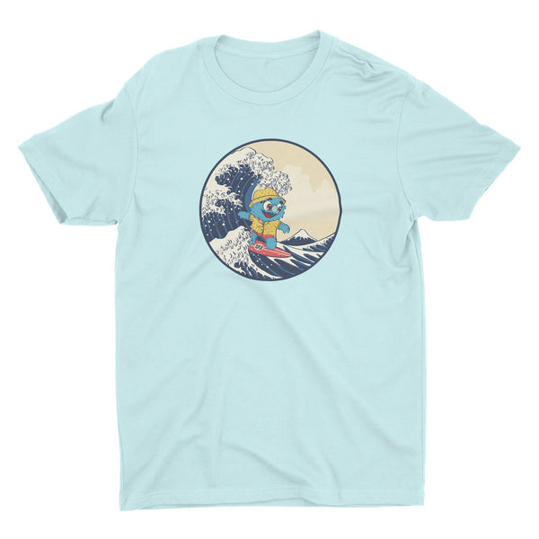 Puppet History - The Great Wave Tee (UNISEX)