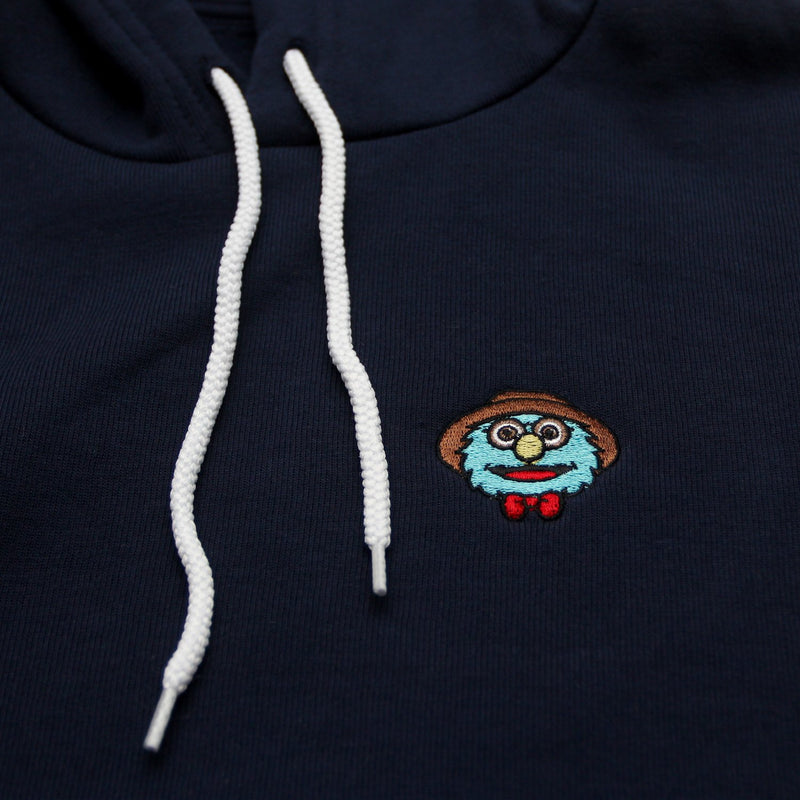 The Professor Embroidered Hoodie (UNISEX)
